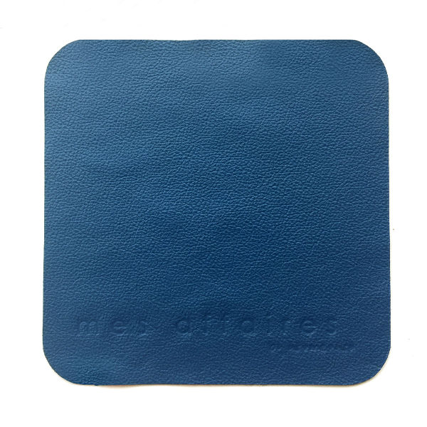 Mes affaires mousepad navy