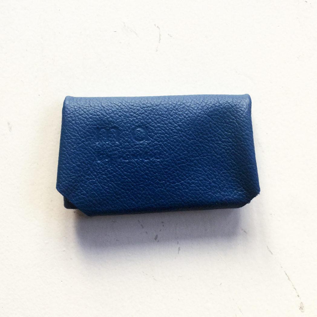 MES AFFAIRES pung mørk blå