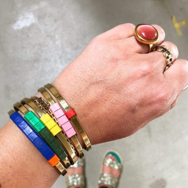 BAEKKE armbånd i mange farver