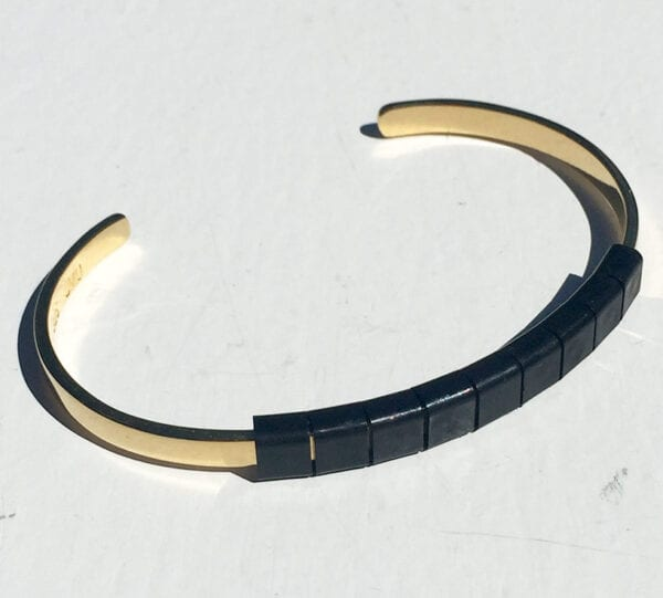 BAEKKE armbånd sort