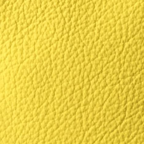 MES AFFAIRES lækkert gult læder