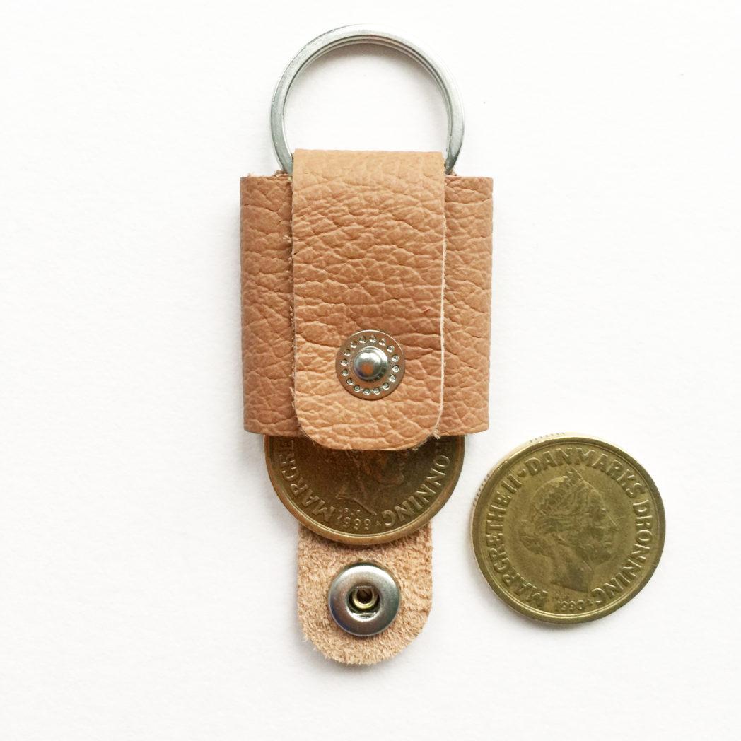 USMEUS MA møntpung til nøglering