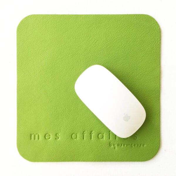 MES AFFAIRES lækker musemåtte lysgrøn