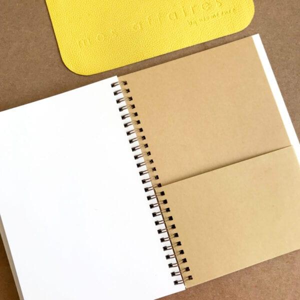 USMEUS notesbog opbevaringslomme